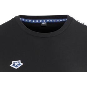 arena Team T-Shirt Men black-white-black